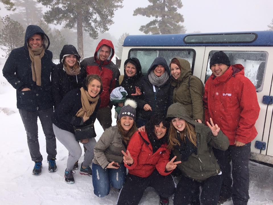Go-Etna Team