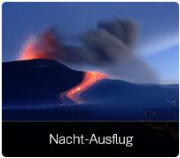 Ausflug während einer Eruption