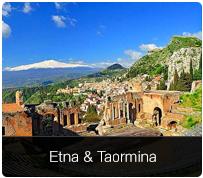 Ausflug zum Ätna und Taormina