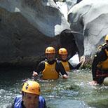 River Trekking Sizilien