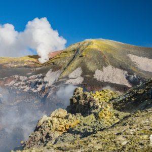 Etna Gipfelkrater