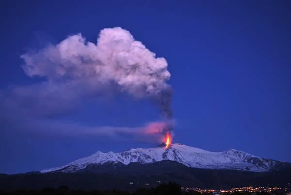 Etna Ausbruch