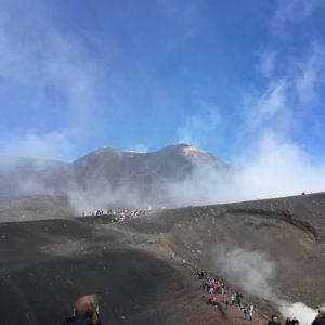 Etna Ausflug