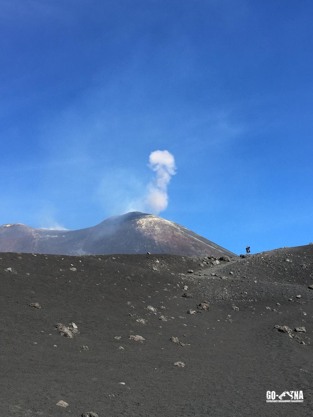 Etna Seilbahn Ausflug