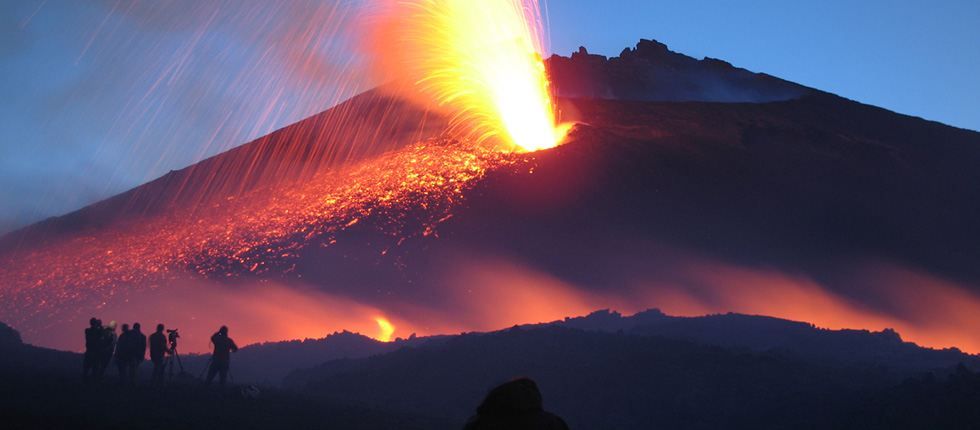 Tours Of Mount Etna From Catania