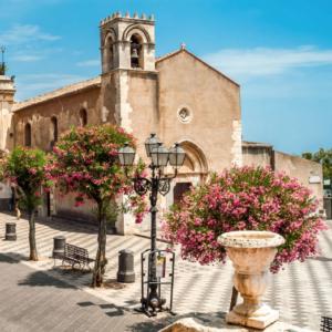 Etna & Taormina Tour