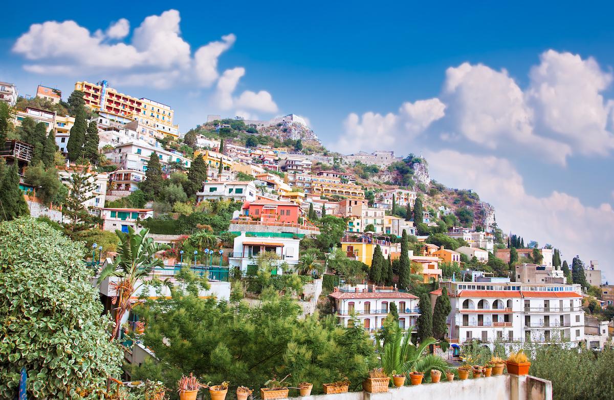 Taormina Ausflug Etna