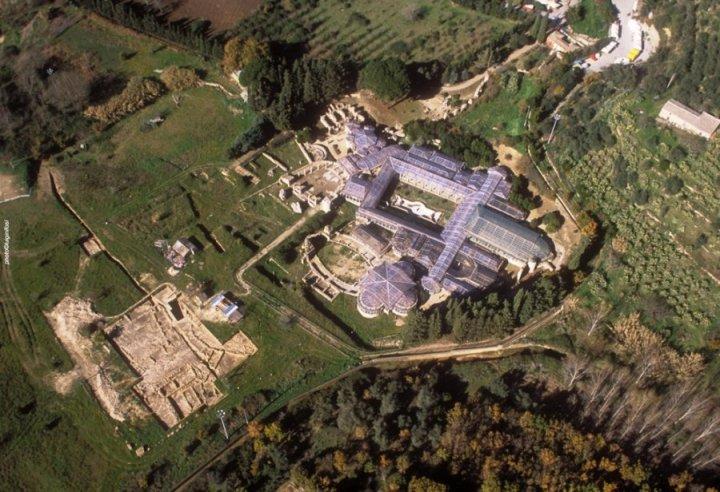 Villa Romana Piazza Armerina