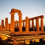 Die Archäologischen Stätten von Agrigent