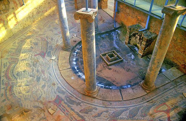 Villa Romana del Casale UNESCO