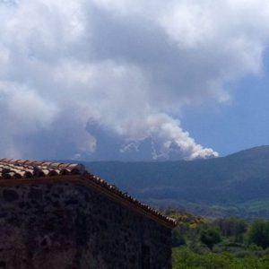 Etna Ausbruch 2016