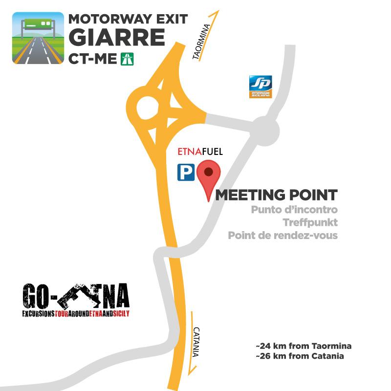 Meeting Point Go-Etna