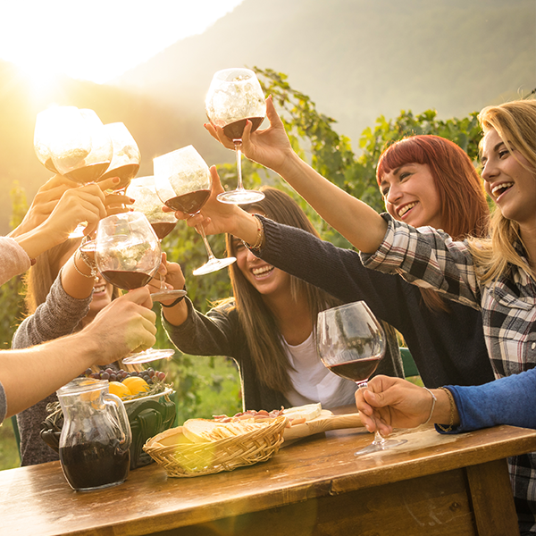 Ausflug zum Ätna mit Weinprobe