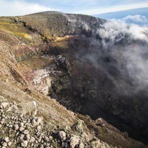Ätna Gipfelkrater-Trekking