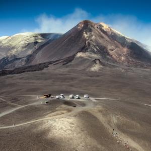 Etna Tour auf 3000 Meter