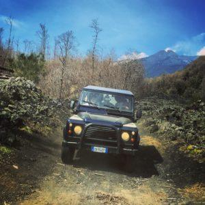 Ätna Jeep Ausflug