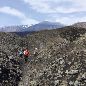 Etna wanderung