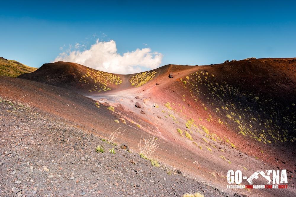 Krater Ätna Ausflug