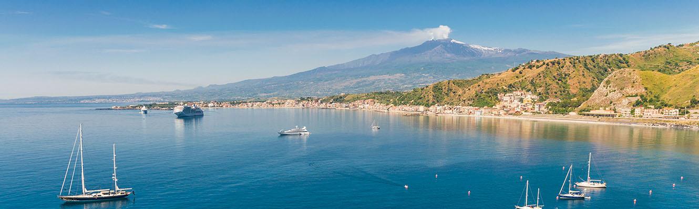 Ätna Ausflug für Kreuzfahrtgäste Messina