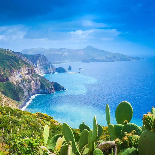 Liparischen Inseln